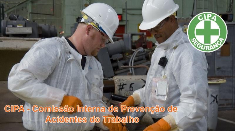 cipa é a comissão interna de prevenção de acidentes do trabalho no brasil
