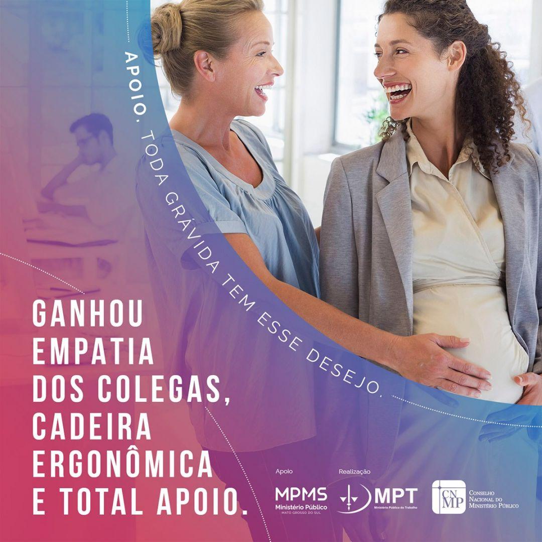 14/05/18 Sipat Show informa Ministério Público do Trabalho lança campanha sobre direitos das gestantes.