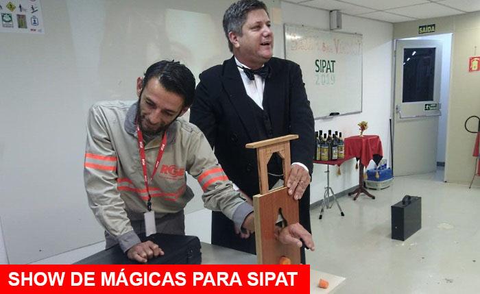 Show de magica sipat
