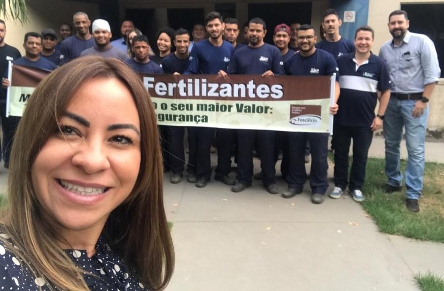 Semana de prevenção de acidentes Mosaic Fertilizantes 2019