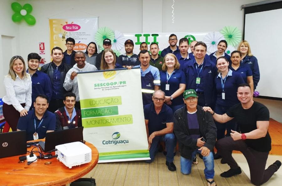 Sipat Integrada da Cooperativa Cotriguaçu Cascavel PR
