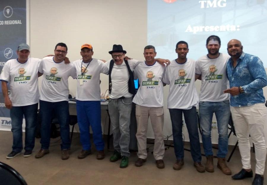 TMG – SIPAT 2019 – SEMANA INTERNA INTERNA DE PREVENÇÃO DE ACIDENTES DO TRABALHO